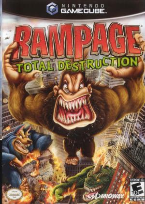 Rampage Total Destruction/GameCube