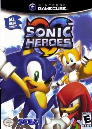 Sonic Heroes/GameCube