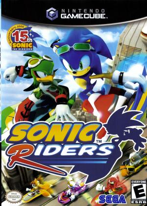 Sonic Riders/Game Cube
