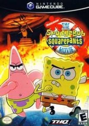 Spongebob Squarepants Movie/Game Cube