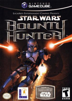Star Wars Bounty Hunter/GameCube