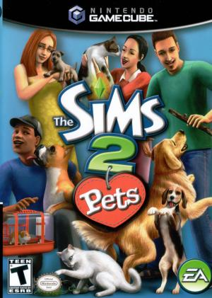 The Sims 2 Pets/GameCube