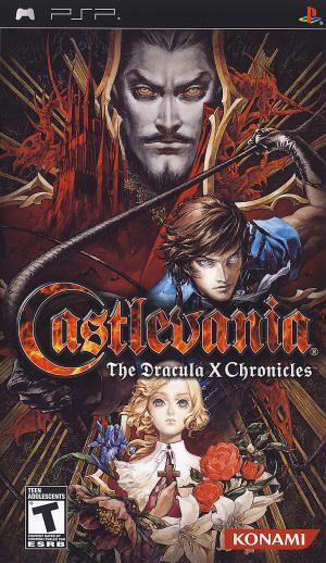 Castlevania The Dracula X Chronicles/PSP
