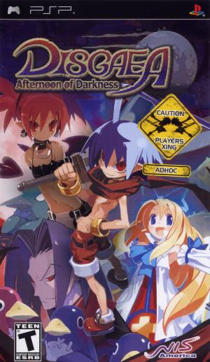 Disgaea Afternoon of Darkness/PSP