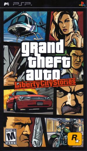Grand Theft Auto Liberty City Stories/PSP