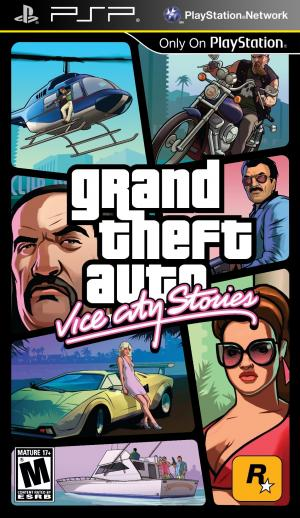Grand Theft Auto Vice City Stories/PSP