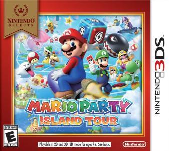 Mario Party: Island Tour (Nintendo Selects)