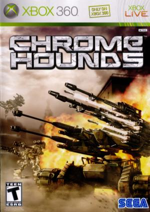 Chrome Hounds/Xbox 360