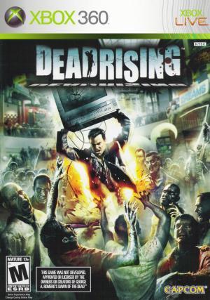 Dead Rising/Xbox 360