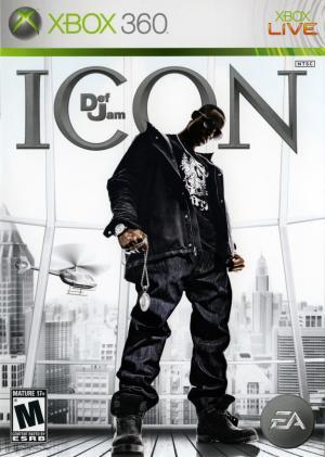Def Jam Icon/Xbox 360