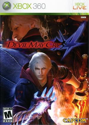 Devil May Cry 4/Xbox 360