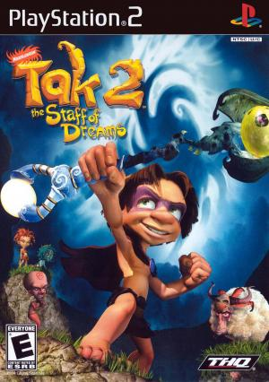 Tak 2 The Staff Of Dreams/PS2