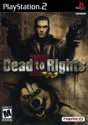 Dead To Rights II/PS2
