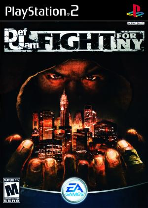 Def Jam Fight For NY/PS2