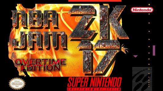 NBA Jam 2K17 - Overtime Edition