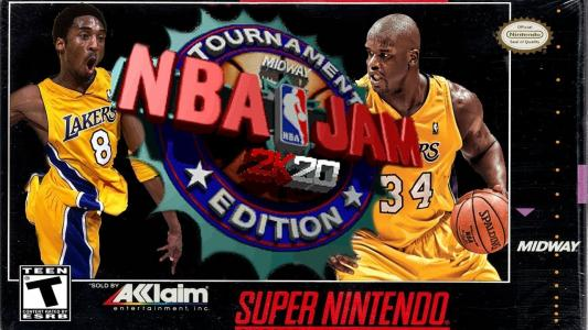 NBA Jam 2K20 - Tournament Edition
