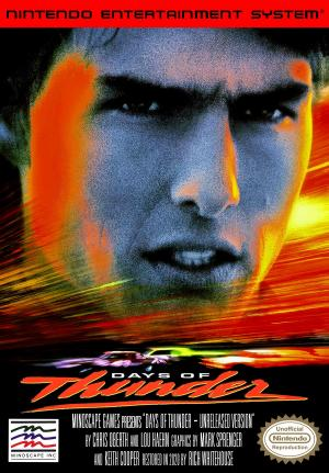 Days of Thunder -Unreleased Version-