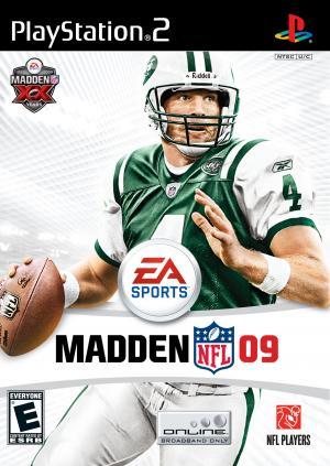 Madden NFL 09/PS2