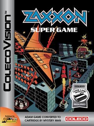 Zaxxon Super Game