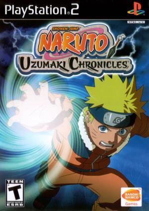 Naruto Uzumaki Chronicles/PS2