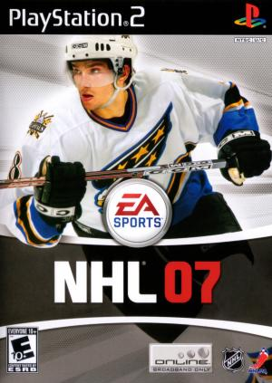 NHL 07/PS2