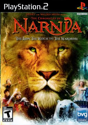 Chronicles of Narnia The Lion, the Witch and the Wardrobe/PS2