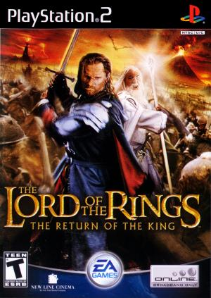 The Lord Of The Rings Return Of The King/PS2