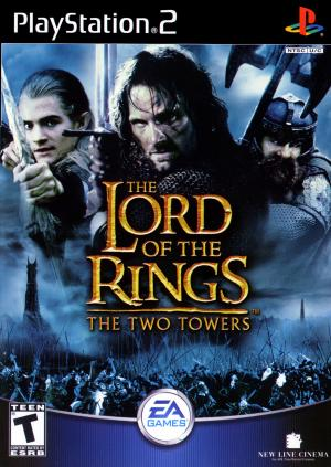 The Lord Of The Rings The Two Towers/PS2