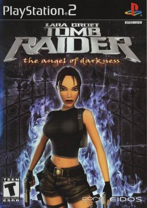 Tomb Raider Angel Of Darkness/PS2