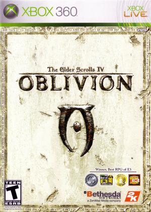 Elder Scrolls IV Oblivion/Xbox 360