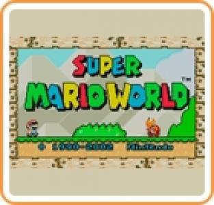 Super Mario World: Super Mario Advance 2 cover