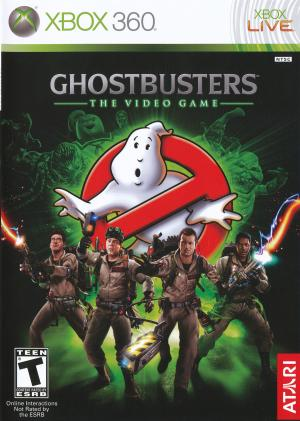 Ghostbusters The Video Game/Xbox 360