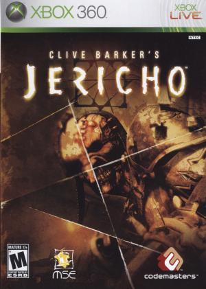 Clive Barker's Jericho/Xbox 360