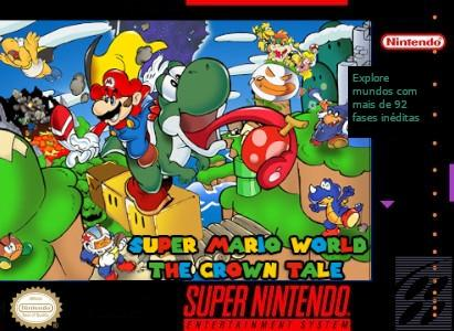 Super Mario World: The Crown Tale