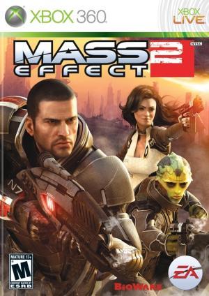 Mass Effect 2 Francais (Seulement) / Xbox 360