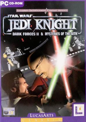 Star Wars: Jedi Knight Dark Forces II & Star Wars: Jedi Knight Mysteries of the Sith (LucasArts Classics)