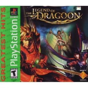 The Legend Of Dragoon [Greatest Hits]