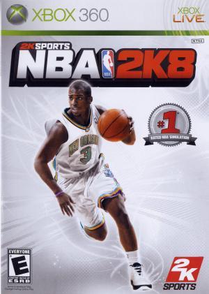 NBA 2K8/Xbox 360