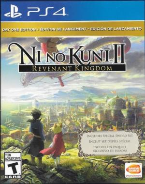 Ni No Kuni II : Revenant Kingdom [Day One Edition]