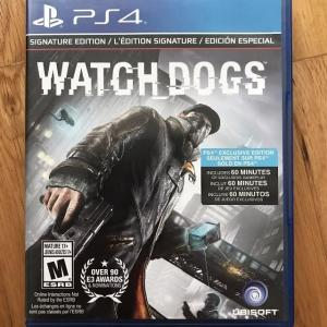 Watch Dogs [Signature Edition]