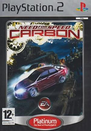 Need For Speed Carbon (Platinum) PAL
