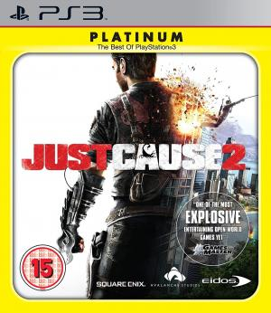 Just Cause 2 (Platinum) PAL