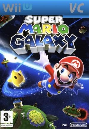 Super Mario Galaxy (VC)