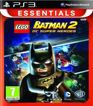 LEGO Batman 2 DC Super Heroes (Essentials) PAL