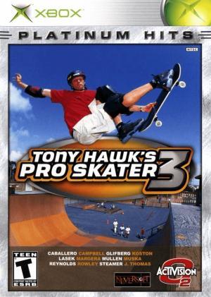Tony Hawk 3 [Platinum Hits]
