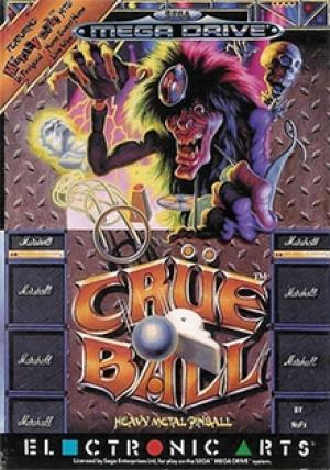 Crüe Ball Heavy Metal Pinball