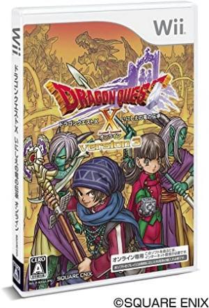 Dragon Quest X: Inishie no Ryuu no Denshou Online (Version 3)