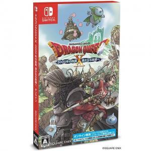 Dragon Quest X: 5000-nen no Tabiji Harukanaru Furusato e Online (Version 4)
