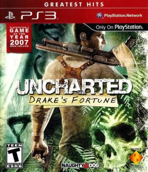 Uncharted Drake's Fortune [Greatest Hits]