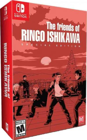 friends of Ringo Ishikawa Special Edition